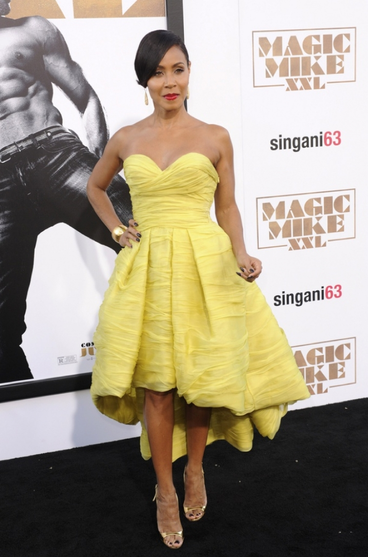 jada-pinkett-smith-yellow-ermanno-scervino-dress