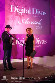 Digital Divas Gala Awards 2013