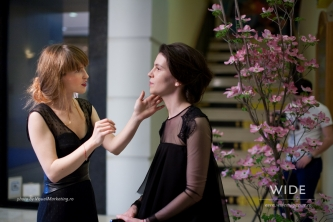 """""""Morphic"""" – Make Up Exhibition by Ana Marin 2013"""