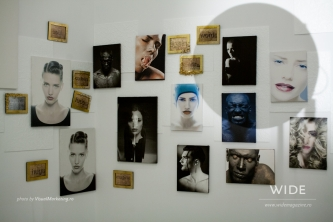 """Morphic"" – Make Up Exhibition by Ana Marin 2013"