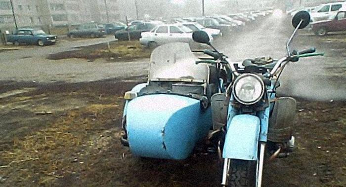 In the Sidecar