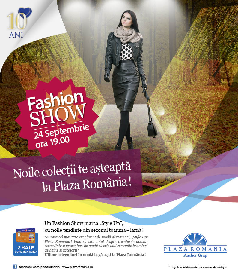 Fashion Show Plaza Romania