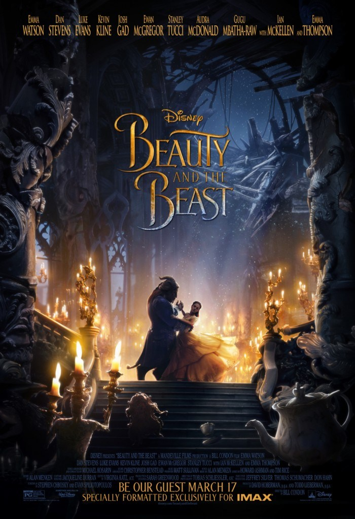 Beauty and the Beast_IMAX Poster