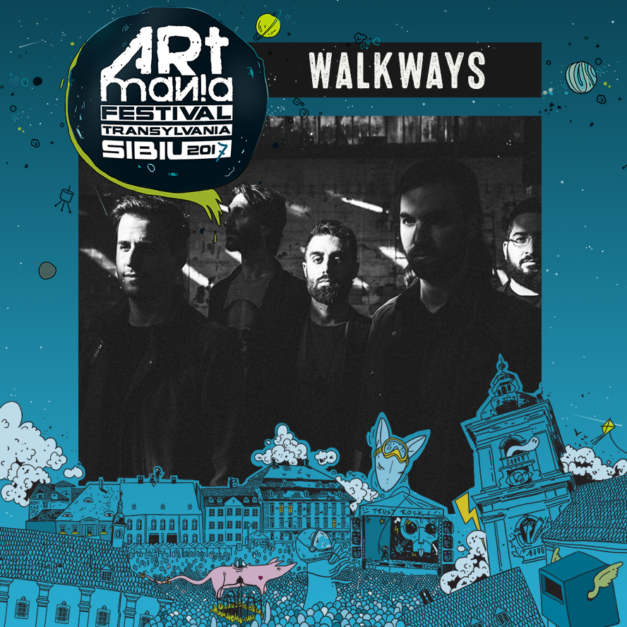 ARTmania 2017-Walkways
