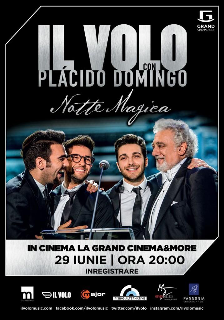 Il Volo_Grand Cinema & More