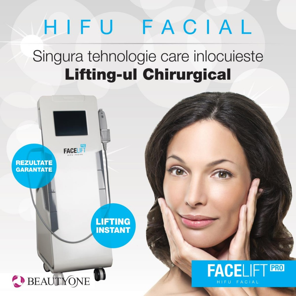 -HIFU FaceLift PRO Beauty One