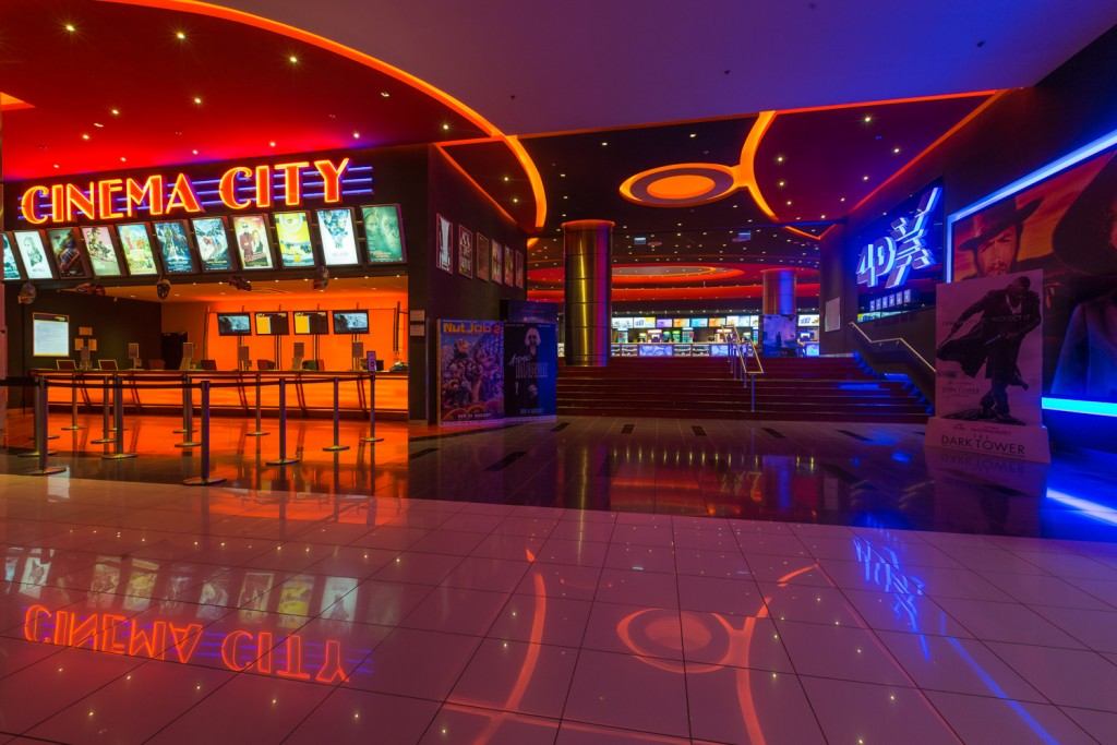 Cinema City - Braila Mall