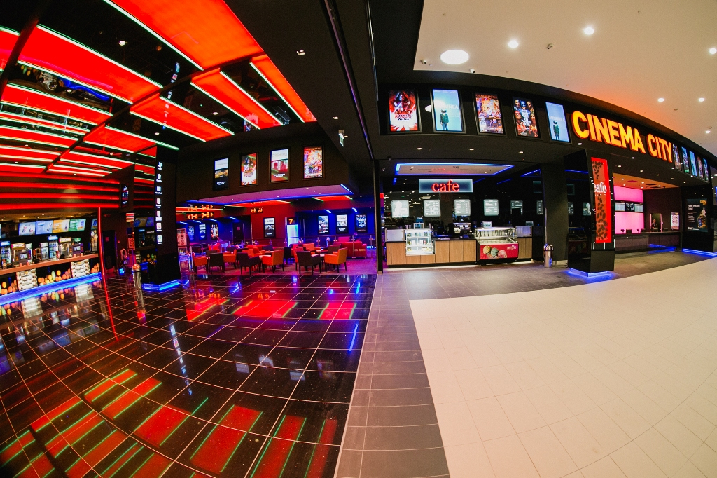 Cinema City_Shopping City Galati
