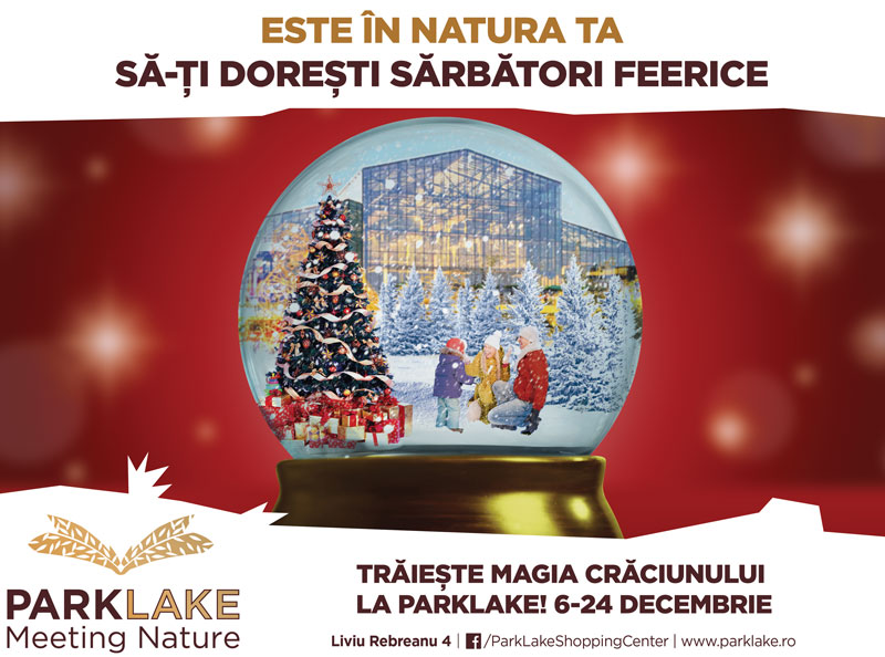 ParkLake Shopping Center - Christmas