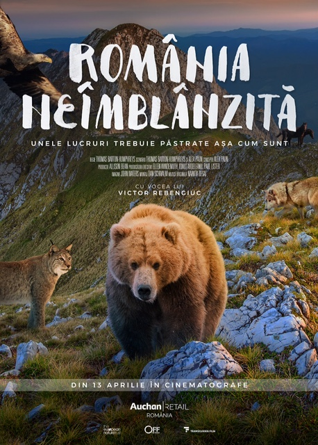 Romania neimblanzita - din 13 aprilie in cinematografe