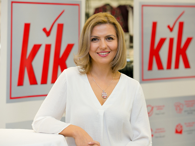 Raluca Hartmann_Director General KiK Romania