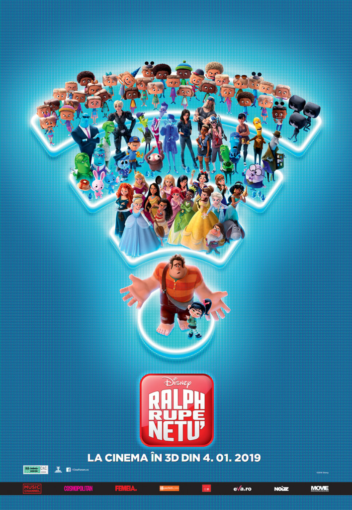 Afis_Ralph Breaks The Internet