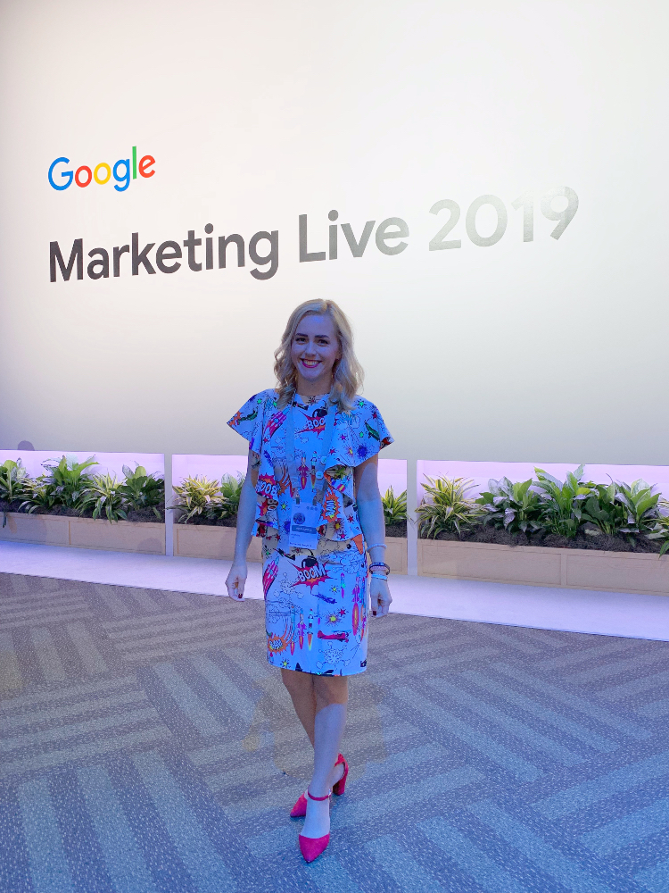 Anabela Luca - Google Marketing Live 2019