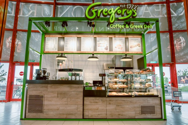 Gregory's Baneasa Shopping City