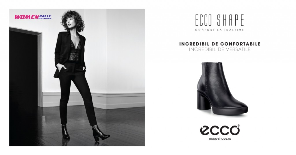ECCO - Women Rally 3