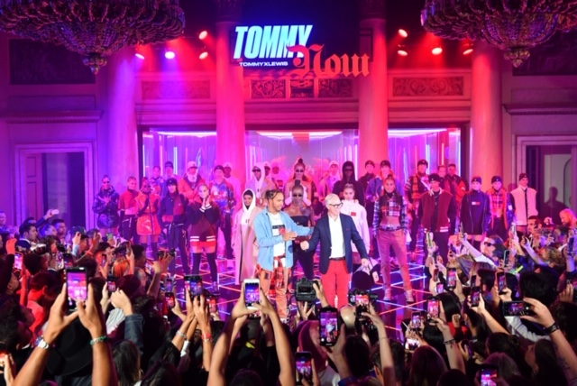 Fall 2019 Tommy x Lewis Milan Presentation - Milan Fashion Week Spring/Summer 2020