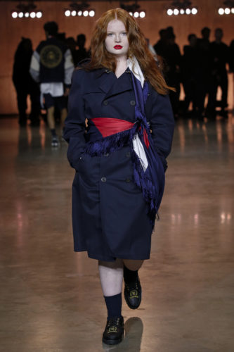 SS20 TOMMY HILFIGER LONDON FASHION WEEK